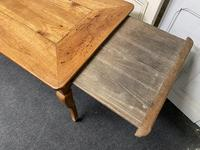 French Fruitwood Farmhouse Dining Table (8 of 15)