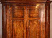 18th Century Double Height Corner Cupboard Superb Patina (4 of 8)