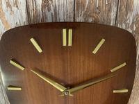 1970's Weimar Wall Clock (3 of 7)
