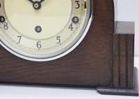 Fine Garrard Art Deco Mantel Clock 8 Day Westminster Chime Mantle Clock (5 of 11)