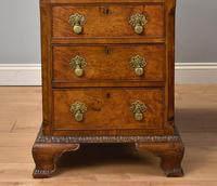 Antique Burr Walnut Partners Desk (3 of 18)