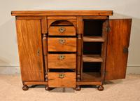 Queen Anne Bachelors Dressing Chest (4 of 12)