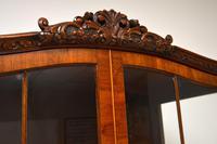 Burr Walnut Display Cabinet c.1930 (10 of 11)