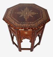 Octagonal Table (3 of 5)