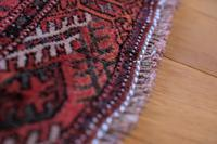 Vintage Handmade Persian Turkoman Rug (6 of 12)