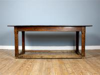 18th Century English Oak Refectory Table (5 of 7)
