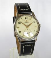 Gents Omega wrist watch, 1950 (2 of 5)