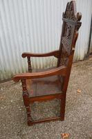 Pair of Wainscot Chairs (4 of 9)