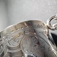 Victorian Silver Twin Handled Trophy (5 of 6)