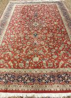 Antique Isfahan Carpet (5 of 9)