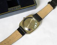 Gents Seiko wrist watch, 1977 (3 of 3)