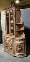 Magnificent French Carved Oak Hunting Sideboard (4 of 23)