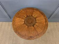 Edwardian Inlaid Satinwood Occasional Table c.1900 (5 of 10)
