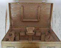 1930's  Vellum Leather Vanity Case (3 of 7)