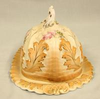 Antique Shaped Cheese Dish (6 of 6)