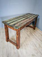 Original Paintwork Table Country Table (5 of 6)