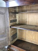 Early 19th Century Welsh Oak Press Cupboard (6 of 15)