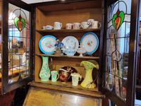 Arts & Crafts Bureau Bookcase (10 of 14)
