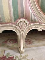 French Pair of Demi Lune Corbeille Single Bed Frames (5 of 11)