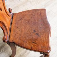 Victorian Carved Back Chair (7 of 9)