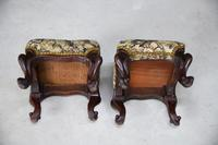 Pair of Antique Victorian Footstools (11 of 11)