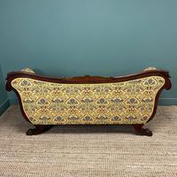 Spectacular Regency Mahogany Antique Sofa / Settee (8 of 9)