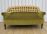Vintage French Sofa for Re-upholstery (2 of 7)