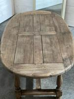 Super Rustic French Oval Farmhouse Dining Table (10 of 36)