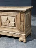 Large French Bleached Oak French Sideboard (4 of 24)