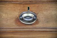 Antique Mahogany Chest of Drawers (4 of 13)