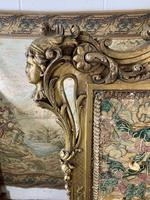Early 19th Century Giltwood & Silk Screen (2 of 10)