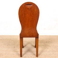 Carved Oak Eagle Chair (7 of 9)