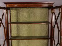 A Late Victorian Salon Cabinet Satinwood (5 of 8)