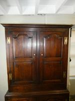 18th Century English Oak Cupboard (7 of 10)