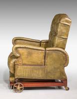 19th Century Adjustable Invalids Chair (9 of 11)