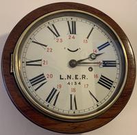 LNER Genuine Railway Clock (2 of 11)