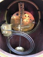 Edwardian Inlaid Mahogany Bracket Clock (8 of 11)