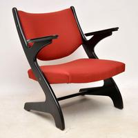 1960's Pair of Vintage Italian Armchairs (4 of 12)