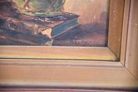 C Harris Still Life Oil Painting (10 of 12)
