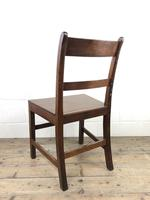 Pair of Antique Welsh Oak Farmhouse Chairs (8 of 17)