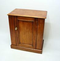 Small Victorian  Mahogany Cupboard (2 of 14)
