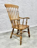 Large 'Grandfather' Windsor Armchair (7 of 7)