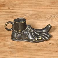 Cast Bronze Oil Lamp (2 of 4)