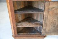Georgian Oak Hanging Cupboard (6 of 12)