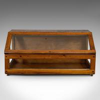 Antique Display Case, Haberdashery, Retail Counter Top Cabinet, Edwardian, 1910 (8 of 11)