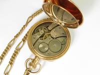 1920s Limit Pocket Watch & Chain (3 of 4)