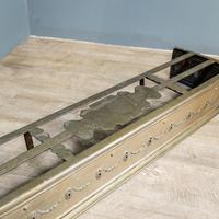 Victorian Brass Andirons & Fender (7 of 9)