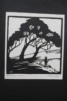 Album of 10 Woodblock Prints by Geoffrey Robert Russell (12 of 12)
