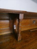 English Oak Sideboard by Gillows of Lancaster (4 of 15)