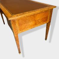 French Empire Burr Walnut Desk (2 of 10)